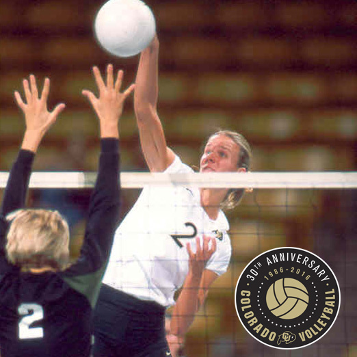 Volleyball Top 30 Moments - University of Colorado Athletics