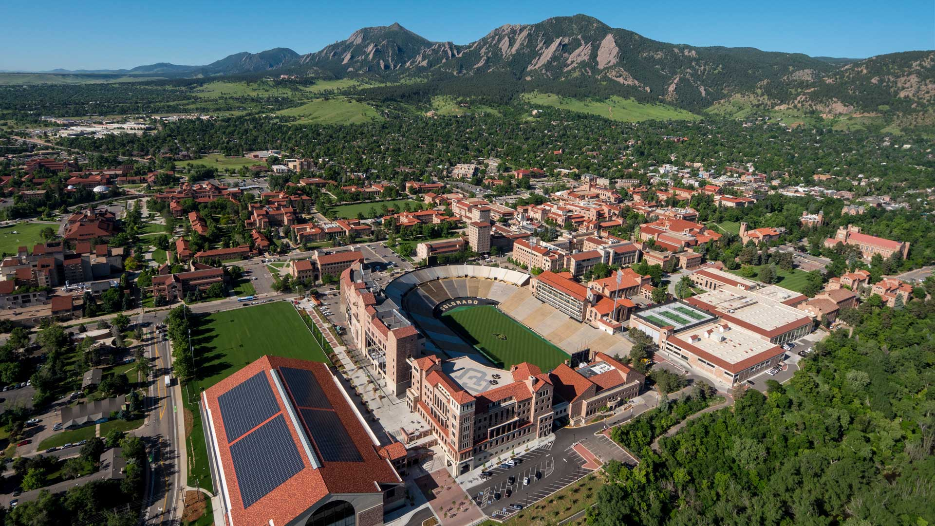 CU To Implement Clear Bag Policy At Folsom Field Coors Events Center Glenn Asakawa University Of Colorado