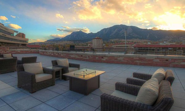 view full image rooftop terrace - Rooftop Patio