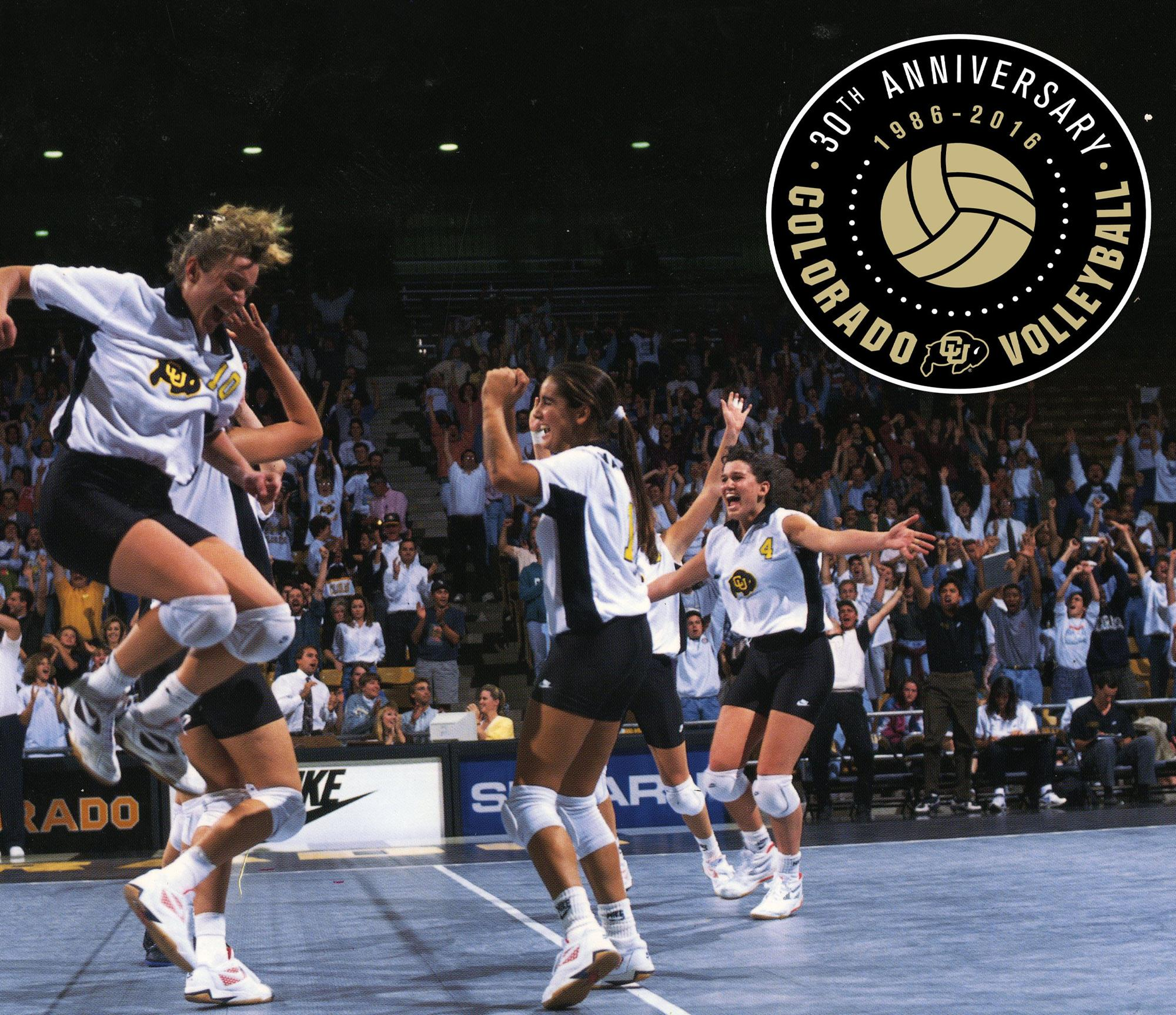 5f61d63a8669b Volleyball Top 30 Moments - University of Colorado Athletics