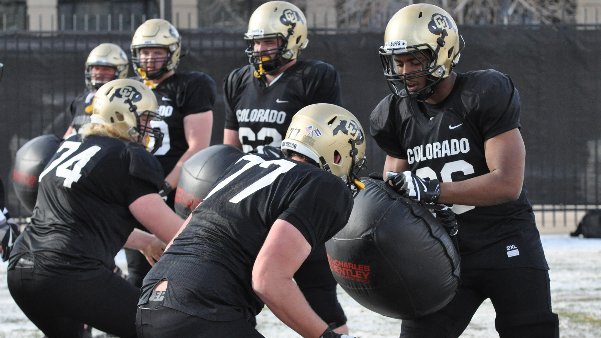 Buffs Spring Review Offense Improved Depth Playmaking Ability