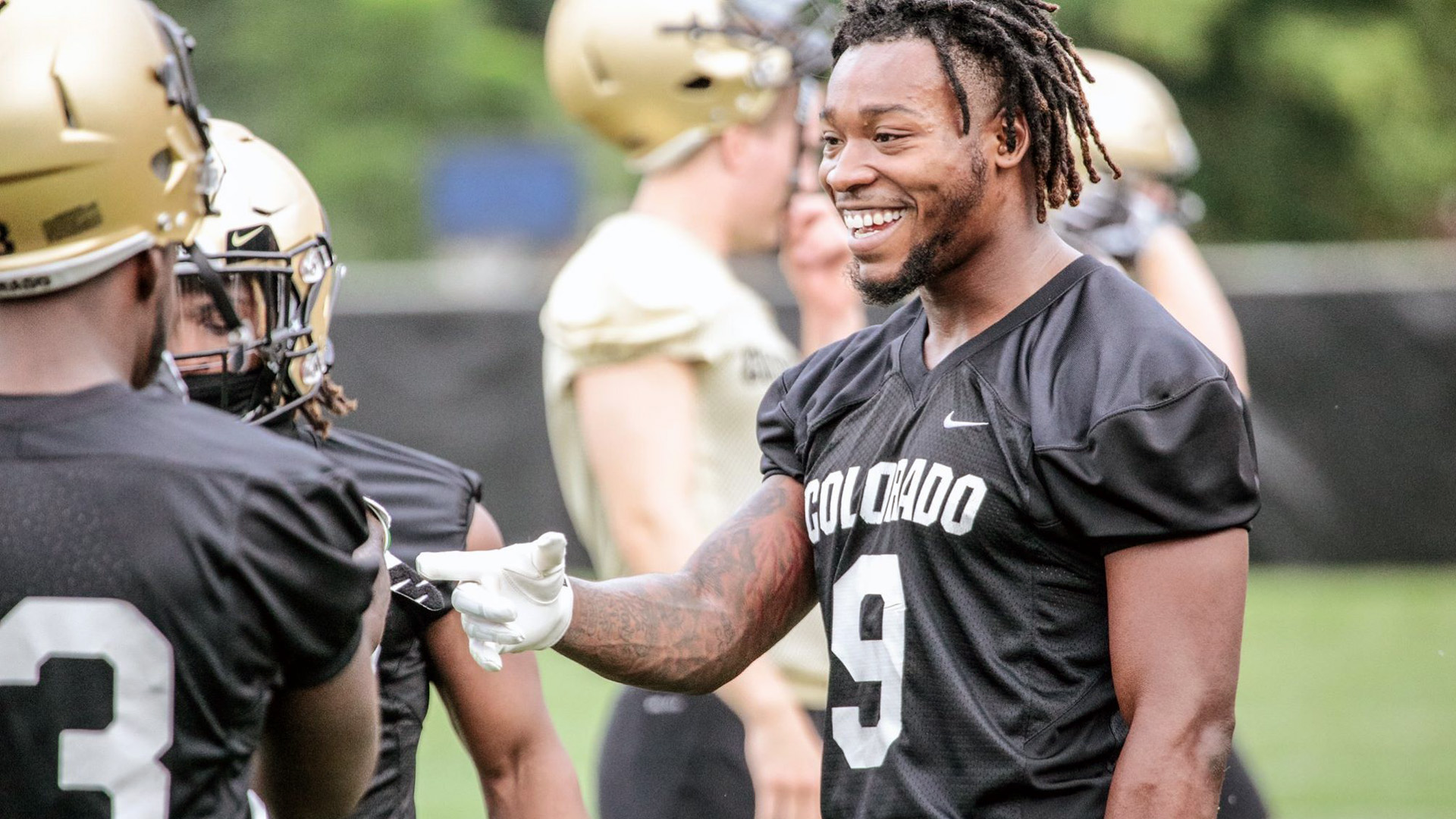 Position Preview Buffs Have Talent Depth At Wide Receiver