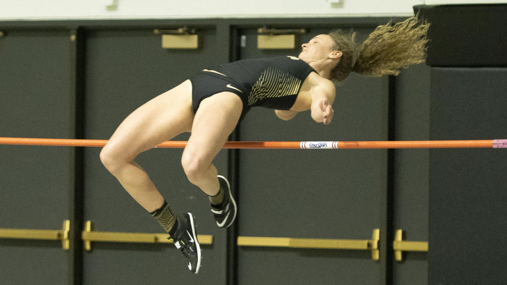 Buffs Earn Pair Of High Jump Victories In Day One University Of Colorado Athletics
