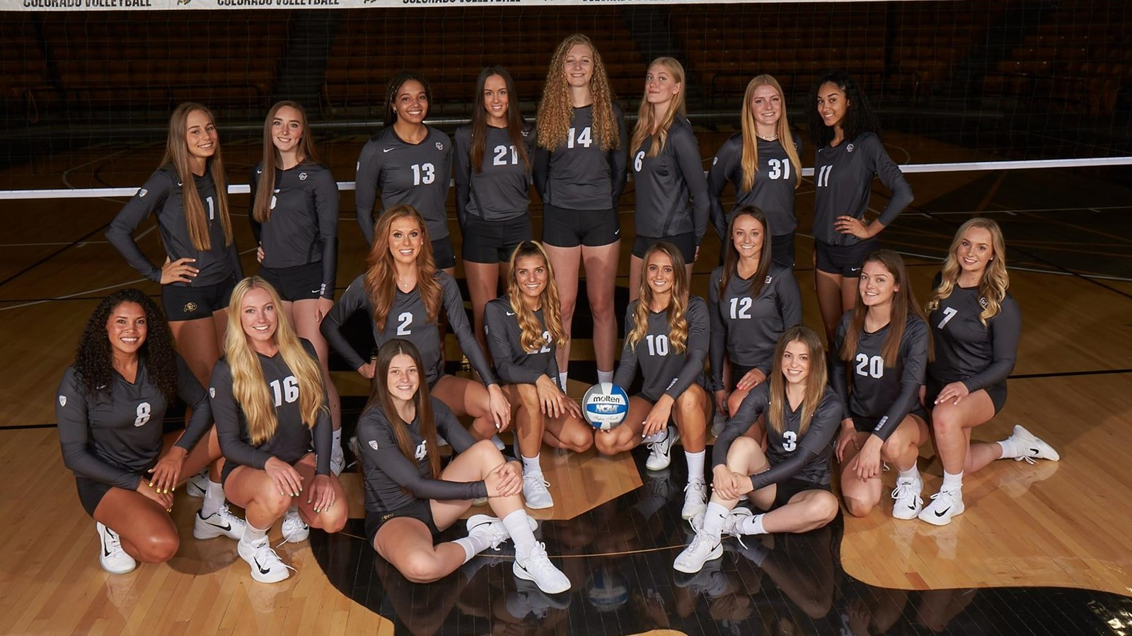 2019 Volleyball Roster University Of Colorado Athletics