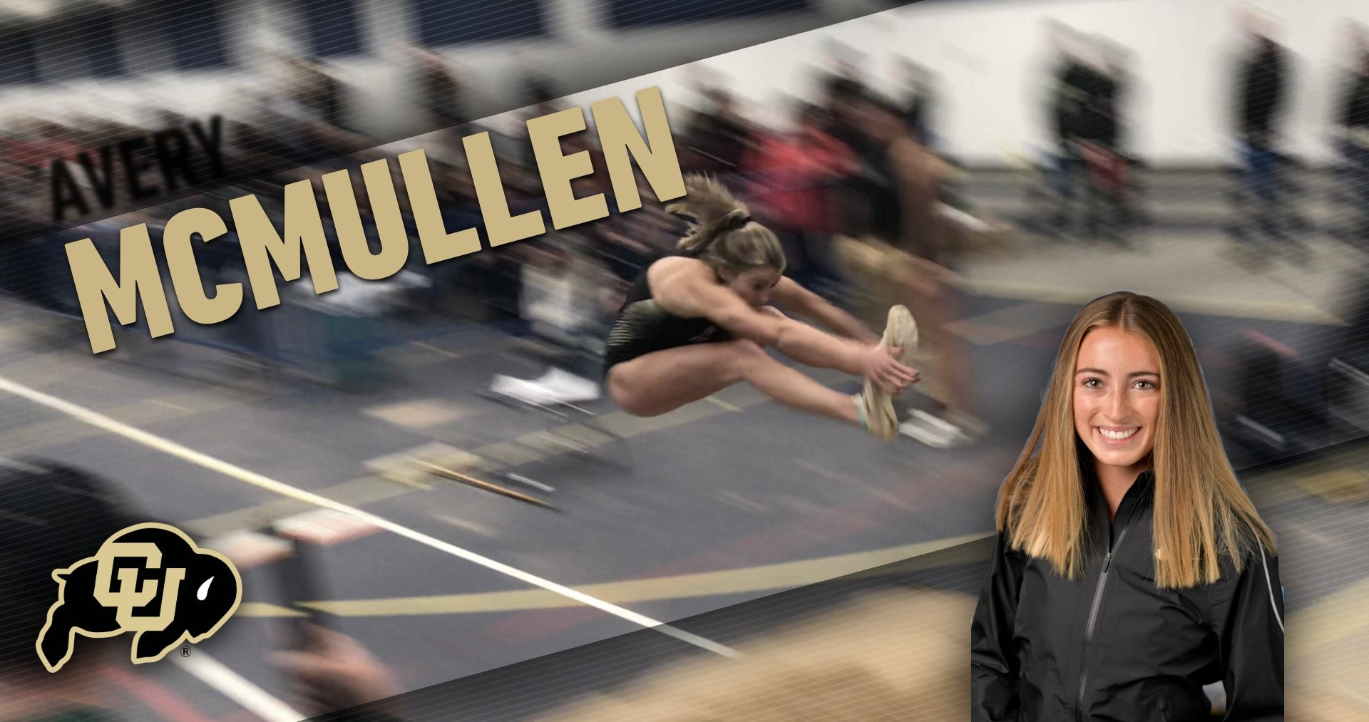 McMullen Cracks into Record Books In Debut University of