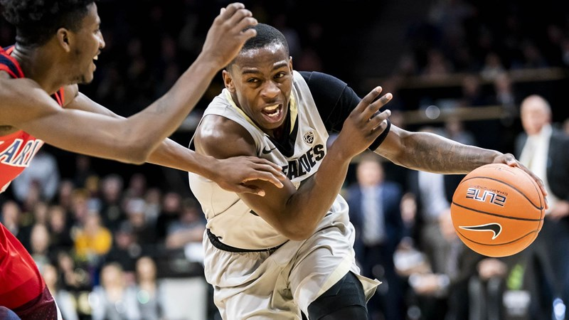 Wright Named To Bob Cousy Award Watch List