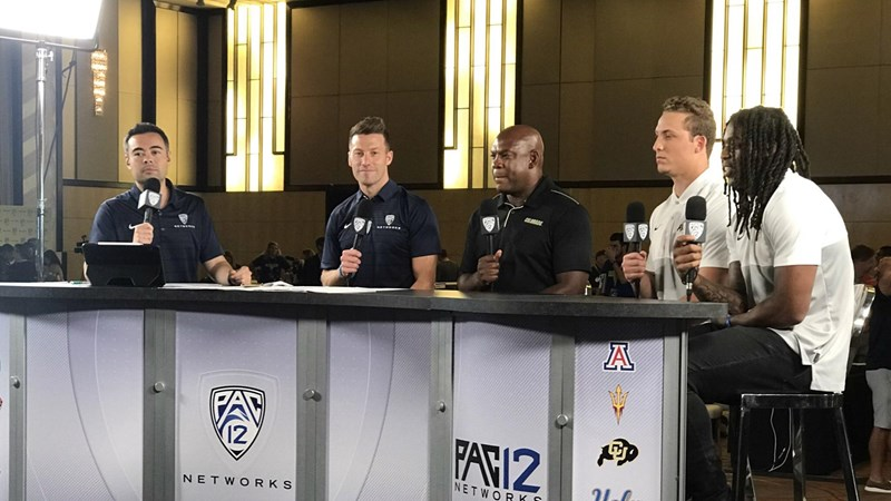Plati-'Tudes From Pac-12 Media Day - University of Colorado