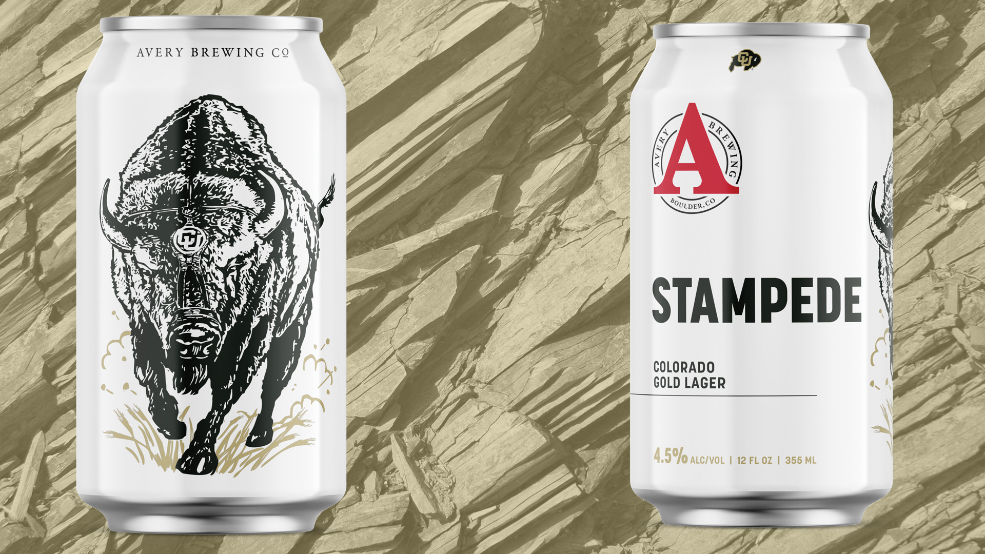 CU Athletics, Avery Brewing Company Partner On A New Beverage: Stampede Lager