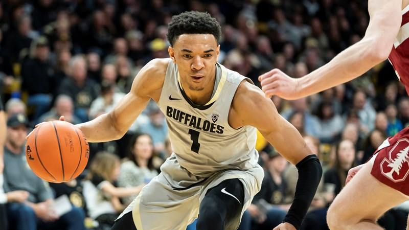 Former Buffs Set To Compete In NBA Summer League - University of Colorado Athletics