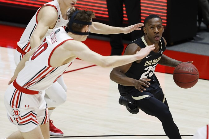 Wright Takes Aim At Assist Record As Buffs Host Cal - University of Colorado Athletics