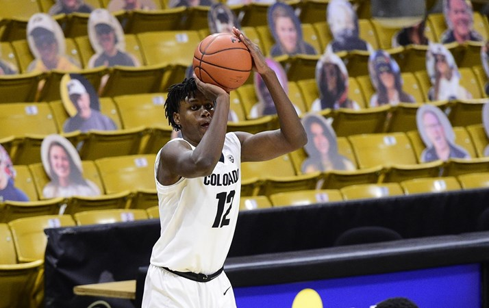 Buffs Open Pac-12 Tourney Against Cal - University of Colorado Athletics